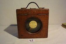 C42 Ancien appareil constateur colombophile  Toulet Excelsior  Firma Van Bael