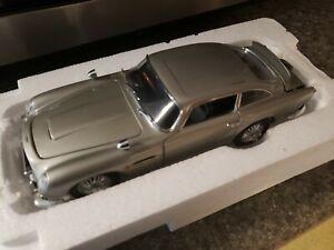 Danbury Mint James Bond Aston Martin DB5 1964 Goldfinger with Box and Paperwork