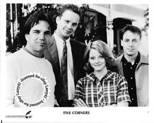 Lot of 6, Jodie Foster Tim Robbins stills FIVE CORNERS (1987) Tony Bill,Turturro