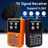 V9 FTA DVB-S/S2 H.265 Digital HD TV Satellite Finder Receiver Meter Signal Meter