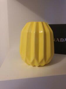 Yellow Vase/ornament