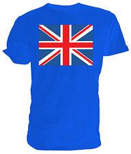 Best of British, Union Jack Flag T shirt - Choice of size & colours!