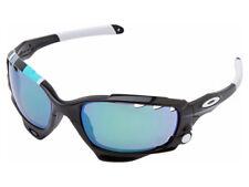 b485f637e66 Oakley Racing Jacket 30 Years Sport Sunglasses OO9171-25 Black Jade