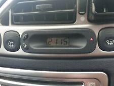 Ford Dash Clock Fiesta MK4 MK5 Puma Transit MK6 Genuine Part Fully Working