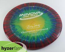 Innova CHAMPION LEOPARD *dyed* 175 grams  disc golf driver  Hyzer Farm Dye