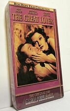 THE GREAT LOVER (VHS, 2000) Bob Hope Rhonda Fleming George Reeves NEW SEALED