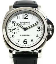 Panerai  Luminor Marina PAM00003 Stahl 44mm original Box Baujahr 1997 lim.1000St