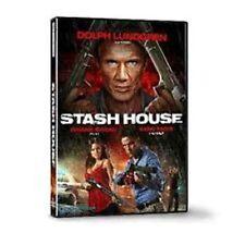 Dvd STASH HOUSE - (2013) *** Dolph Lundgren ***   ......NUOVO