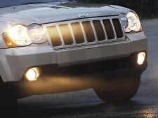08-09 Jeep Commander Grand Cherokee New Complete Fog Light Kit Mopar Factory Oem