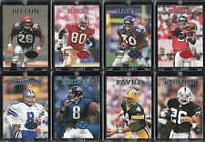 1998 PLAYOFF MOMENTUM HOME TEAM THREADS COMPLETE SET / 20 CT LOT MANNING+ [199]