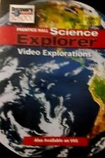 Prentice Hall Science Explorer Video Explorations-DVDs DVD #2 TITLE E (MINT) #B3