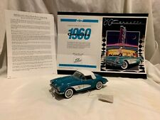 New Listing1960 Chevrolet Corvette - With Certificate - Franklin Mint