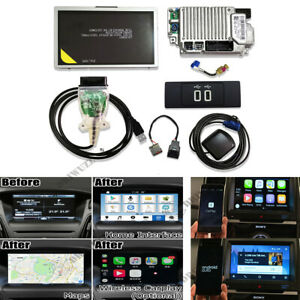 SYNC 2 to SYNC 3 Upgrade Kit 3.4 Fit for Ford Sync3 APIM Module Carplay