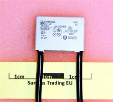 5 Iskra Knb-1532 0.1uf 275vac X2 RFI Suppression Capacitor With Insulated Wires