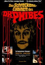 Das Schreckens-Cabinett des Dr. Phibes ORIGINAL A1 Kinoplakat Vincent Price