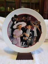 """Avon Images of Hollywood """"Easter Parade """"8"""" Collector's Plate 1986 Edition."""