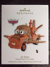 Air Mater Hallmark Keepsake Ornament, Disney/Pixar's Cars Toons 2012