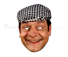 Del Boy Celebrity Character Face Mask Fancy Dress Party Face Mask