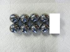 """New! 8 OEM 1-1/8"""" Bally Bingo Pinball Machine Pinballs M-168-15 Free Shipping!"""
