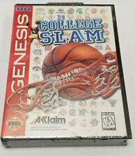 College Slam for Sega Genesis *BRAND NEW & SEALED*