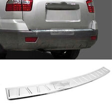 Rear Trunk Bumper Pad Chrome Molding Garnish for KIA 2009 - 2017 Borrego Mohave