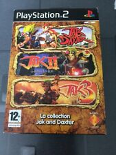 La Collection Jak And Daxter Ps2 Tres Rare