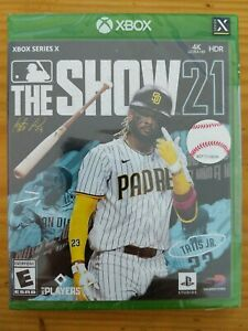 MLB The Show 21 - Xbox Series X (New)