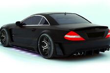 Mercedes Benz SL r230 rear trunk Boot alerón Wing becquet lèvre para m3 m Style