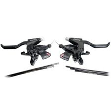 Comandi Cambio/Freno Shimano ACERA 3x8Speed Sx+Dx C/Cavo ST-M310/SHIFT LEVERS BR