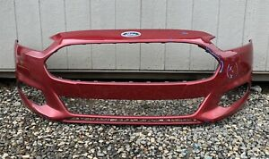 2013 2014 2015 2016 FORD FUSION Front BUMPER COVER Oem Local Pick Up Only Red