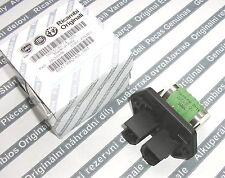 ORIGINALI FIAT MULTIPLA NUOVO AC AIRCON RADIATORE MOTORE VENTILATORE RESISTORE 51736774