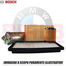 Kit 4 Filtri Bosch Abitacolo/Aria/Carburante/Olio per VW Golf VI 2.0 - 155 kw