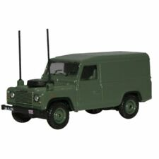 Vehículos militares de automodelismo y aeromodelismo Land Rover