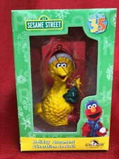 Kurt Adler Sesame Street 35th Anniversary Ornament