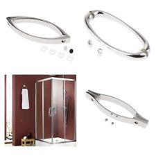 145mm Badewannengriff Wandgriff Duschgriff Glastürgriff-Set für Badezimmer