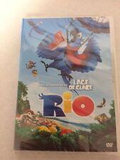 DVD RIO 1 PAR LES CRÉATEUR DE L'AGE DE GLACE