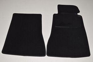 FERRARI 330 GTC 66-68 premier tailored car mats BLACK AUTOSTYLE F225 RRP £65,-
