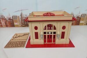 Vintage 1940 Prewar Lionel No.115 Lionel City Station