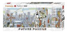 NEW! Heye Future Fossils Aquapolis 1000 piece panoramic jigsaw puzzle
