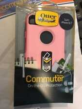 iPhone 7,iPhone 8 OtterBox Commuter Case Rosemarine/Pink 77-53899. Br/New Sealed