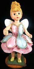 Resin Doll Broken Madame Alexander Tinkerbell 1999 Rose Figure Figurine Madam