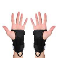 New Skiing Gloves Hand Protector Skating Skateboard Snowboard Wrist Guard Gloves
