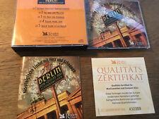 Berlin LIEDER [5 CD Box] Reinhard Mey Juhnke Knef Klaus Hoffmann Waldoff Kollo
