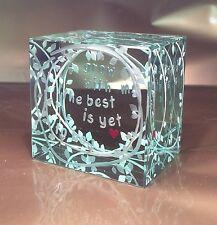 Spaceform Luxury Handmade Paperweight Romantic Love Gift Ideas Her & Him 1885