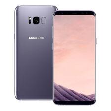 Samsung Galaxy S8 G955fd Dual 64gb Unlocked Smartphone Grey KK