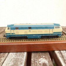 Märklin 3074 H0 Diesel Locomotive 216 090-4 DB Epoch 4-5 Ocean Blue Beige, Used