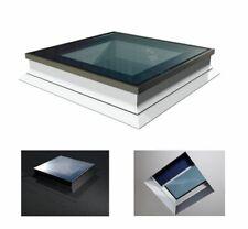 Flachdach-Fenster OKPOL PGX A1 PVC Lichtkuppel 60X90cm Festelement Uw=1,1W/m²K