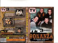 Bonanza:Vol 3-1959/1973-TV Series USA-3 Episodes- DVD