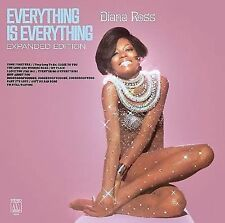 Everything Is Everything by Diana Ross (CD, SEALED Jun-2008, Hip-O Select)