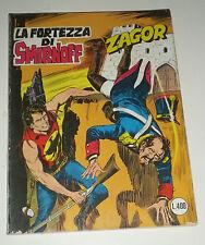 """ZAGOR  N.202 -  """"La fortezza di Smirnoff """""""